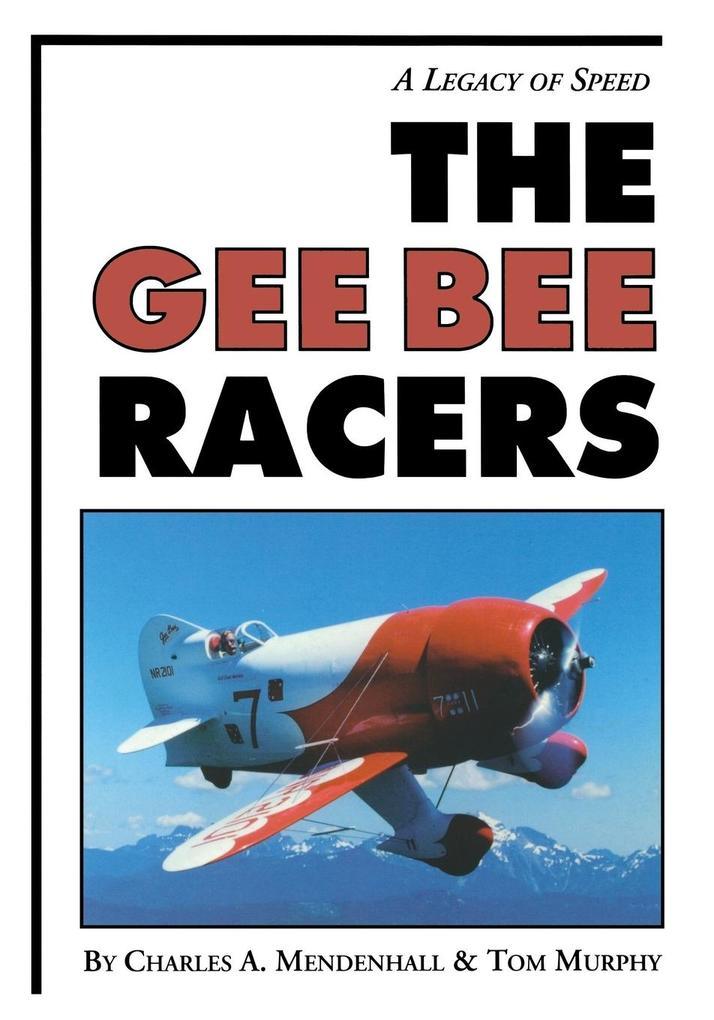 Gee Bee Racers als Taschenbuch
