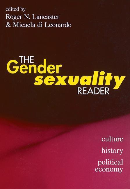 The Gender/Sexuality Reader als Buch (kartoniert)
