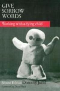 Give Sorrow Words als Taschenbuch