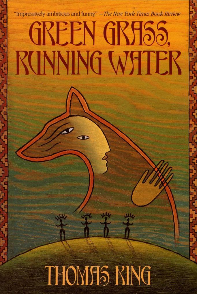 Green Grass, Running Water als Buch (kartoniert)