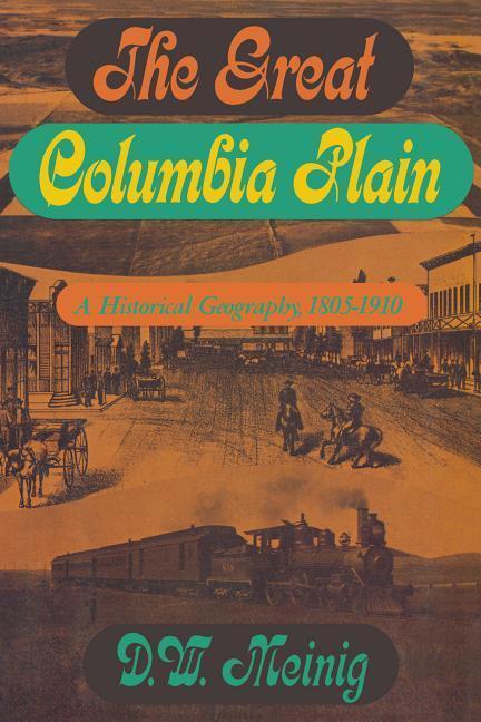 The Great Columbia Plain als Taschenbuch