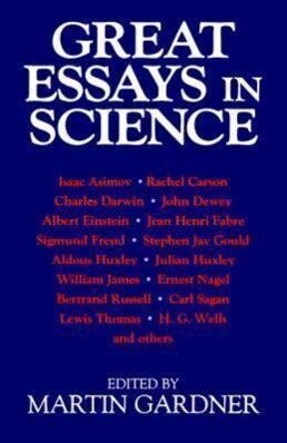 Great Essays in Science als Taschenbuch
