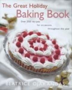 Great Holiday Baking Book als Taschenbuch