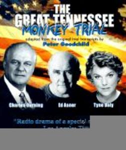 The Great Tennessee Monkey Trial als Hörbuch CD