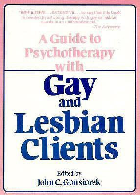 Guide To Psychotherapy With Gay & Lesbian Clients,A als Taschenbuch