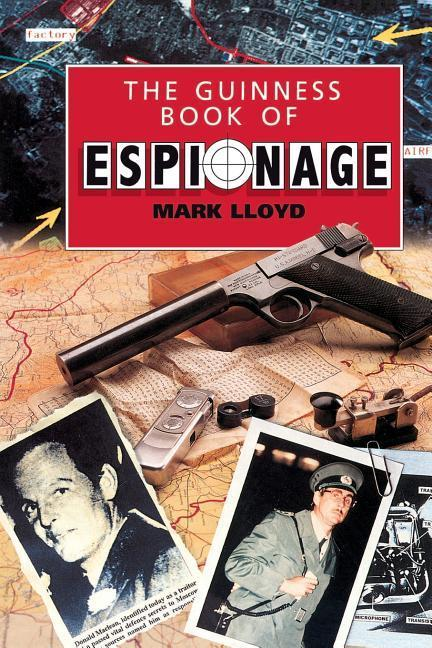 The Guinness Book of Espionage als Taschenbuch