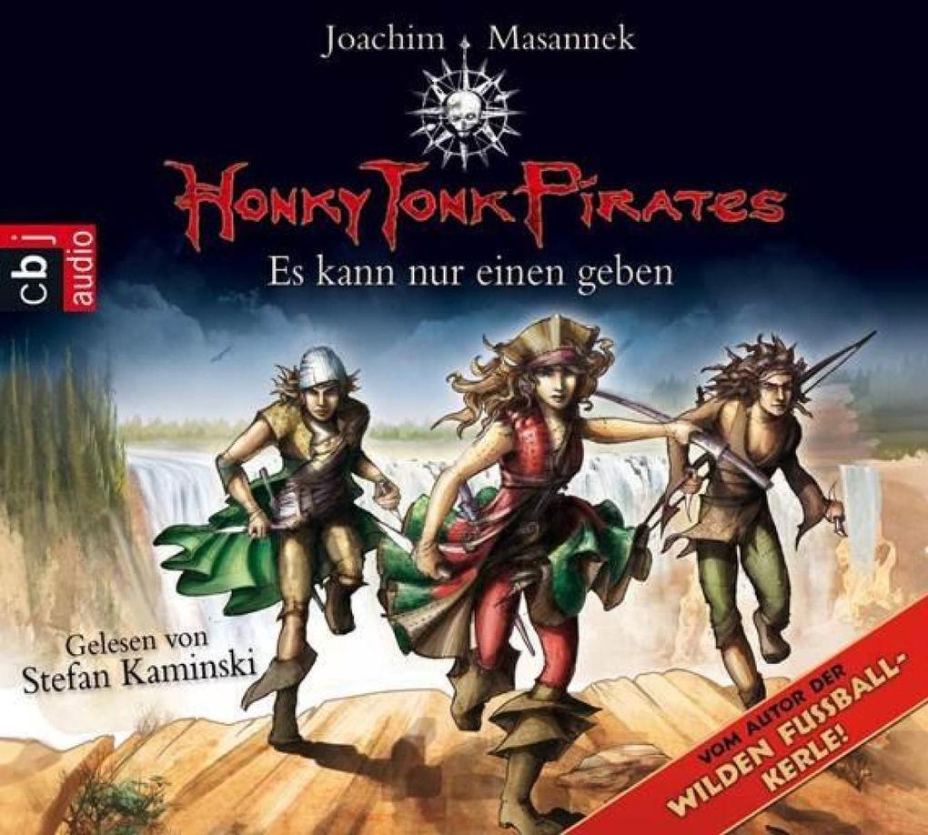 Honky Tonk Pirates 04 - Es kann nur einen geben als Hörbuch Download