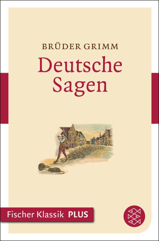 Deutsche Sagen als eBook epub