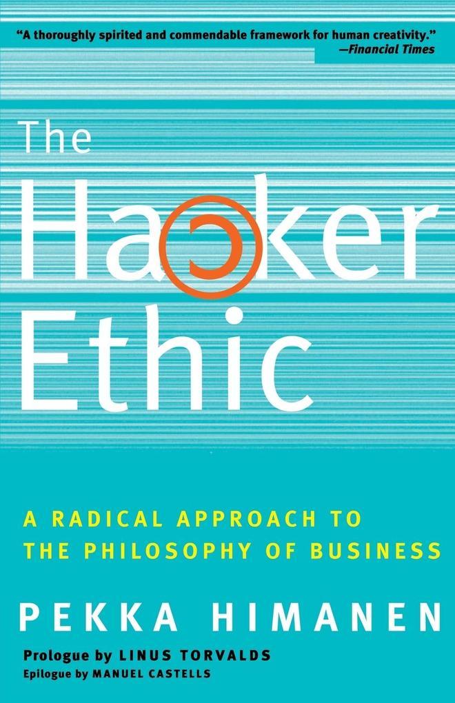 The Hacker Ethic als Buch (kartoniert)