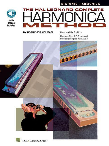 The Complete Harmonica Method als Taschenbuch