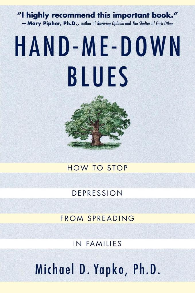 Hand-Me-Down Blues als Taschenbuch
