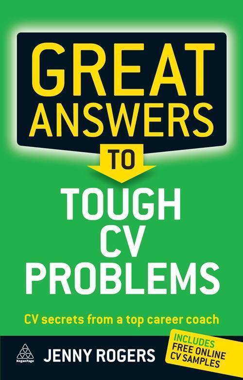 Great Answers to Tough CV Problems als eBook epub