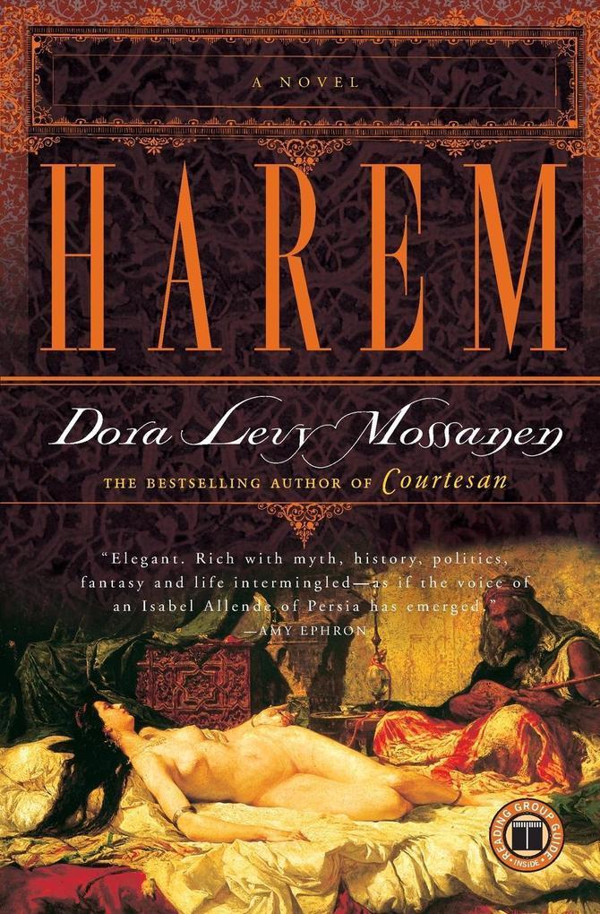 HAREM als Buch (kartoniert)