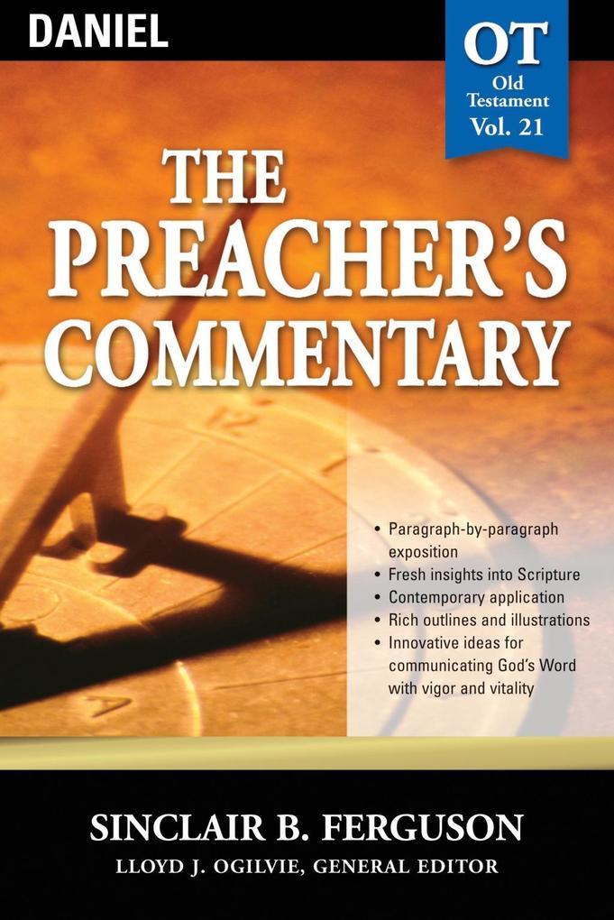 The Preacher's Commentary - Vol. 21: Daniel als eBook epub