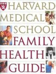 Harvard Medical School: Family Health Guide als Buch (gebunden)