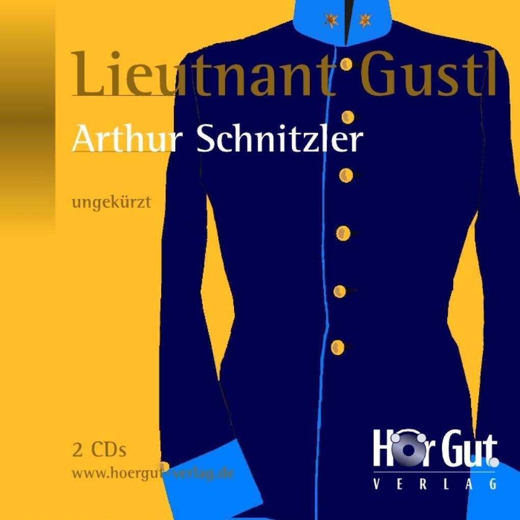 Lieutnant Gustl als Hörbuch Download