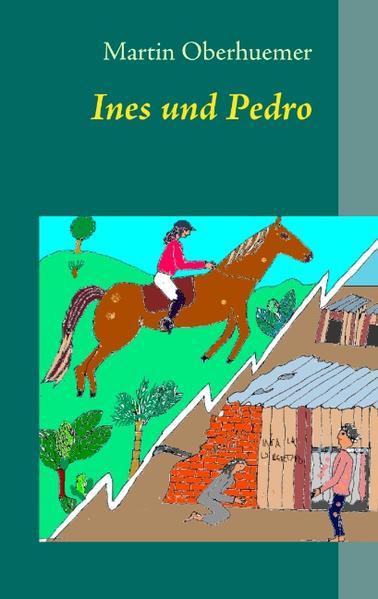 Ines und Pedro als Buch (kartoniert)