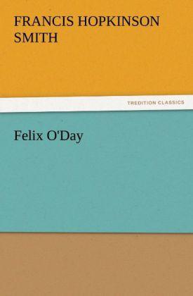 Felix O'Day als Buch (kartoniert)