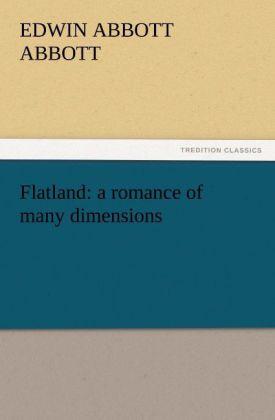 Flatland: a romance of many dimensions als Buch (kartoniert)