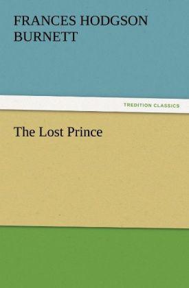 The Lost Prince als Buch (kartoniert)