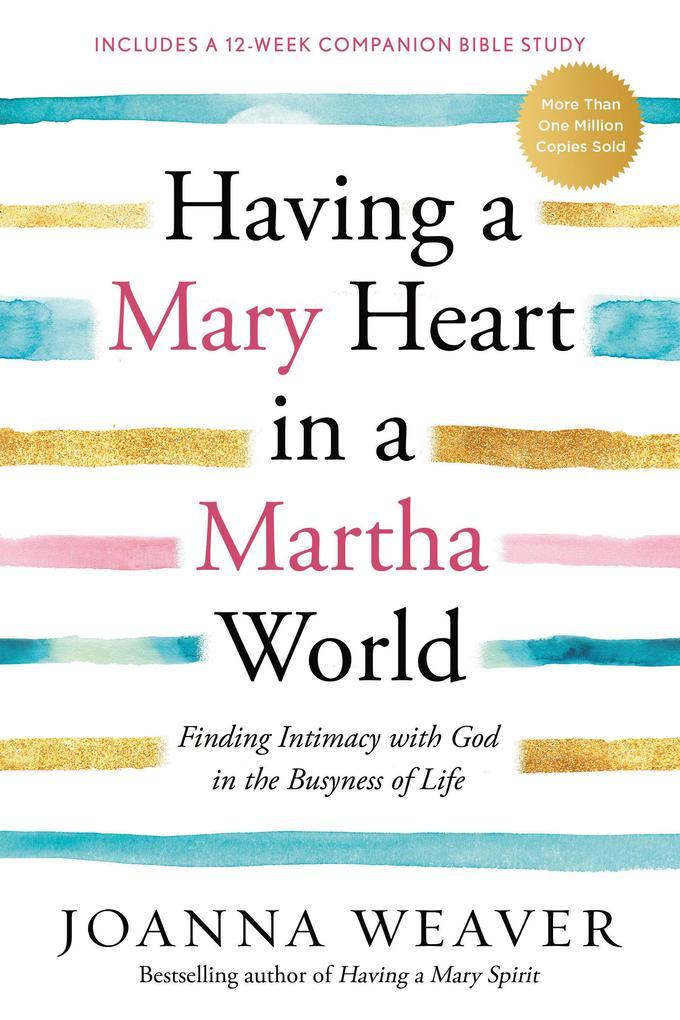 Having a Mary Heart in a Martha World als Taschenbuch