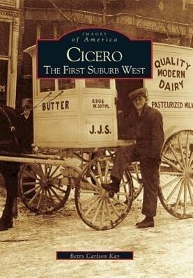 Cicero: The First Suburb West als Taschenbuch