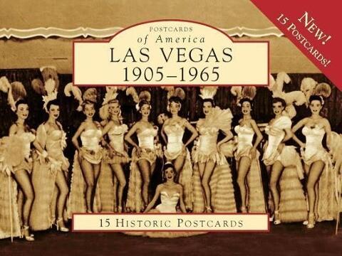 Las Vegas: 1905-1965: 15 Historic Postcards als Blätter und Karten