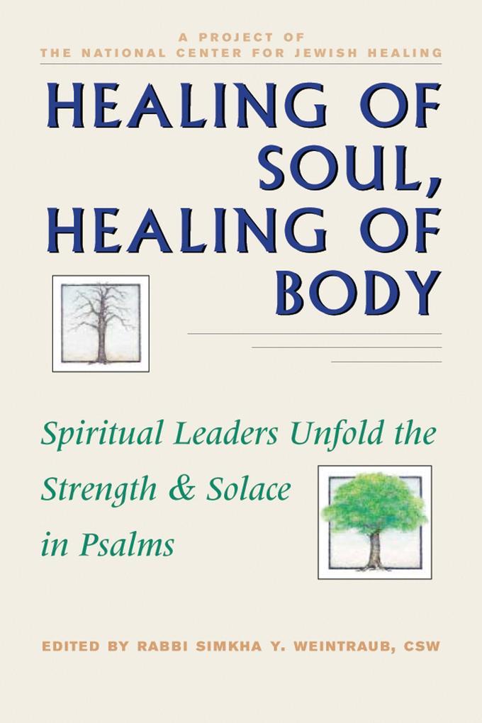 Healing Body, Healing Soul als Taschenbuch
