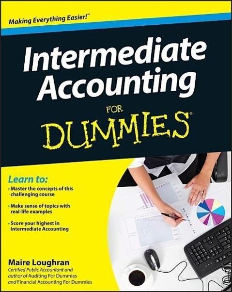 Intermediate Accounting for Dummies als Taschenbuch