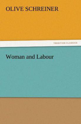 Woman and Labour als Buch (kartoniert)