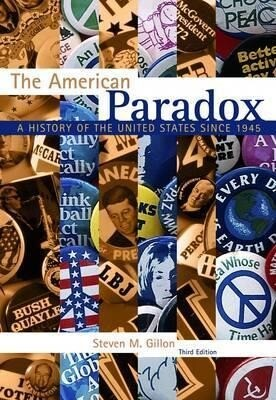 The American Paradox: A History of the United States Since 1945 als Taschenbuch