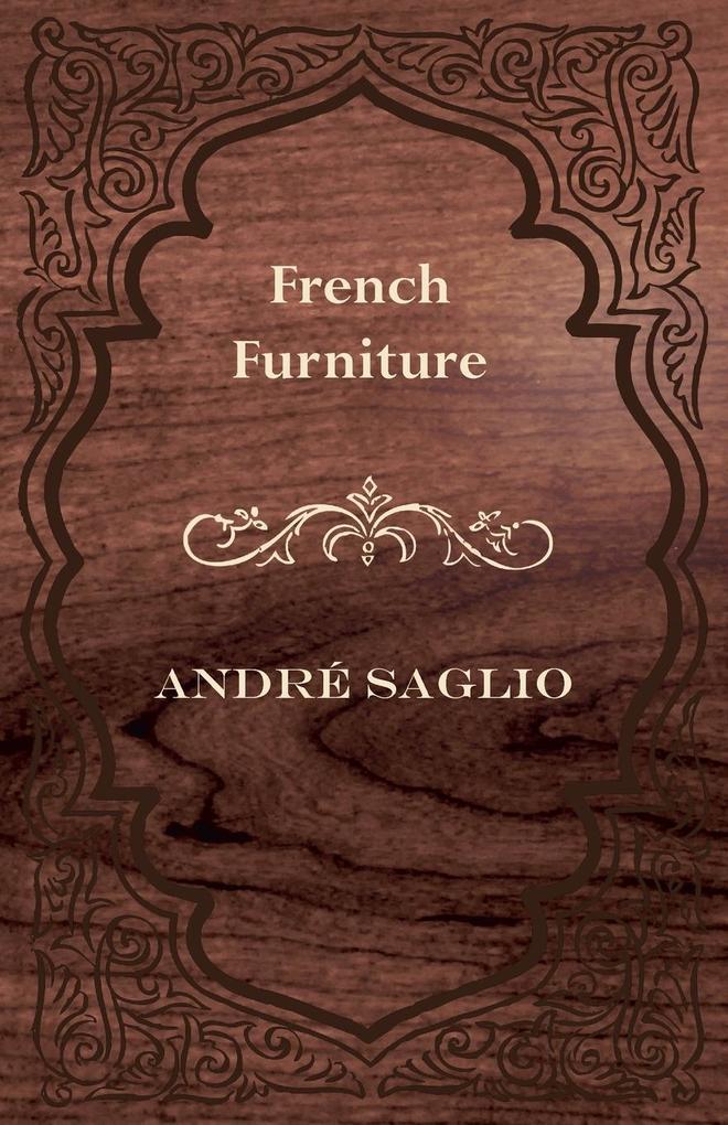 French Furniture als Taschenbuch