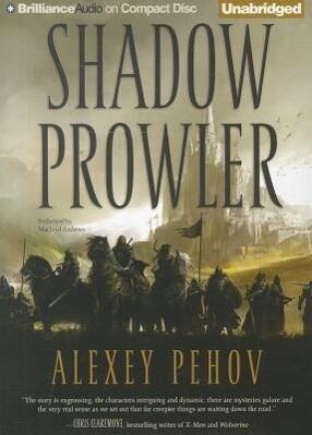 Shadow Prowler als Hörbuch CD