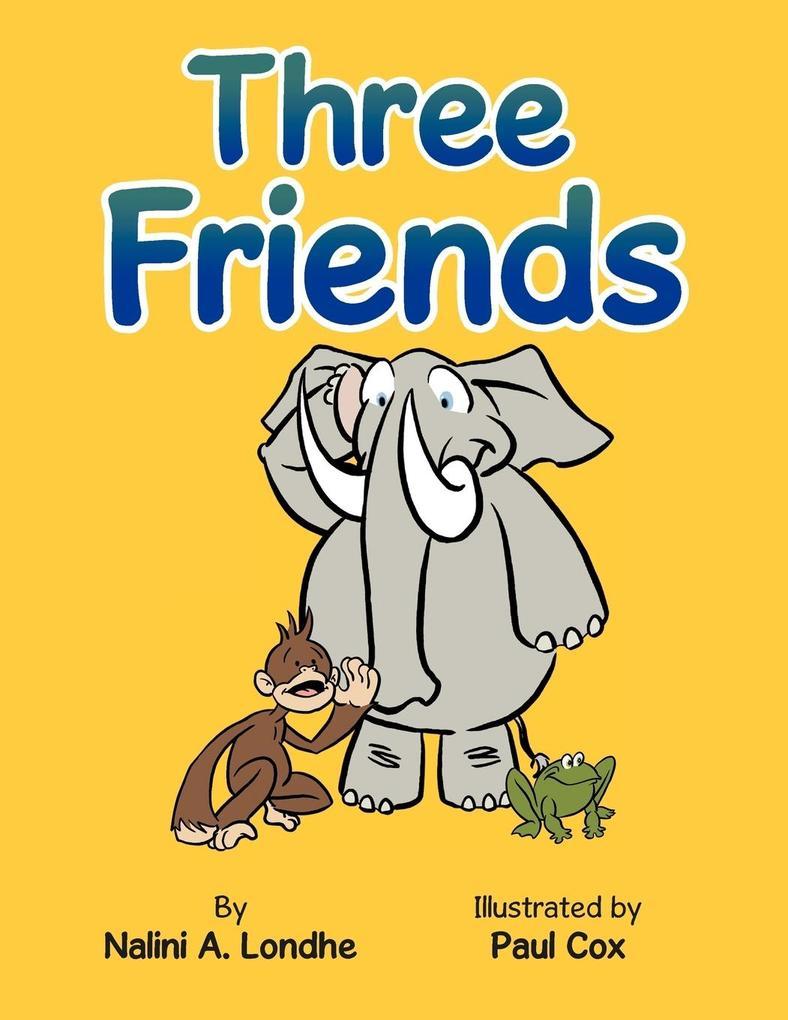 Three Friends als Taschenbuch