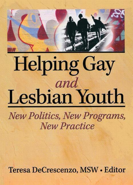 Helping Gay and Lesbian Youth als Taschenbuch