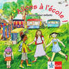 Allons à l'école! Audio-CD mit Booklet