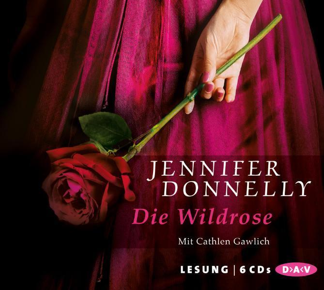 Die Wildrose als Hörbuch CD
