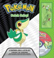 Catch Snivy! a Pokémon Look & Listen Set als Taschenbuch