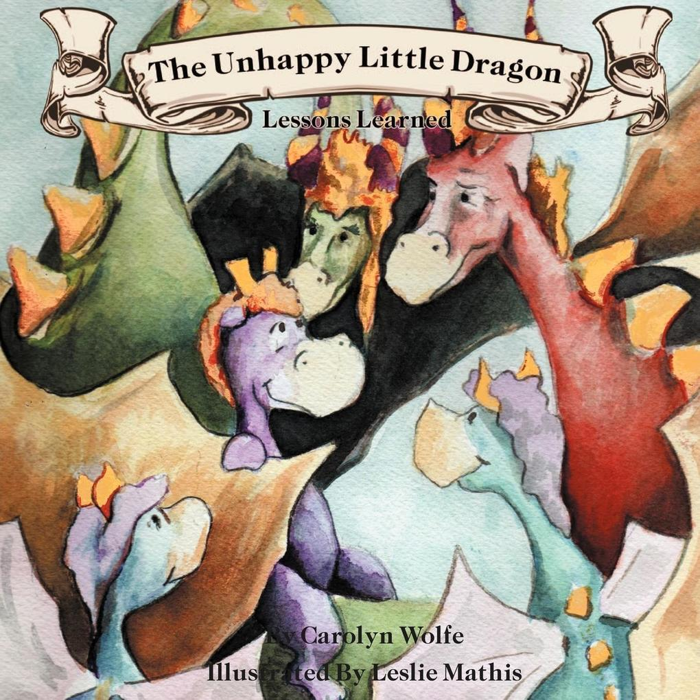 The Unhappy Little Dragon, Lessons Learned als Taschenbuch