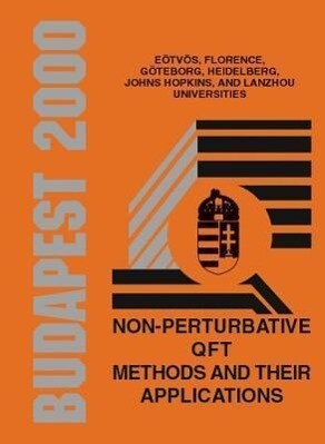 Non-Perturbative Qft Methods and Their Applications, Procs of the Johns Hopkins Workshop on Current Problems in Particle Theory 24 als Buch (gebunden)