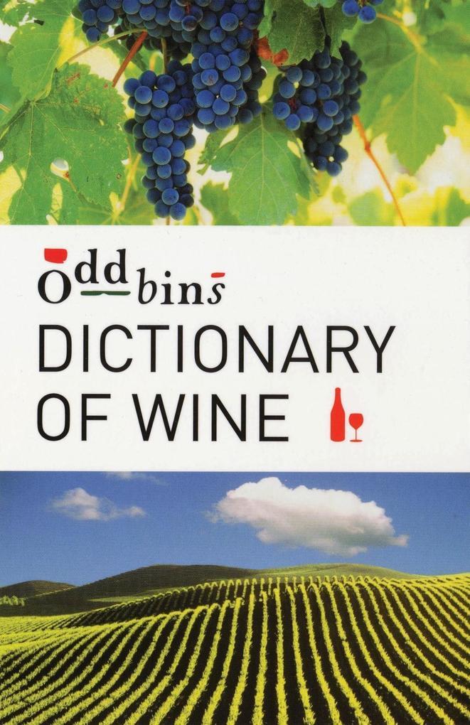 Dictionary of Wine als eBook epub