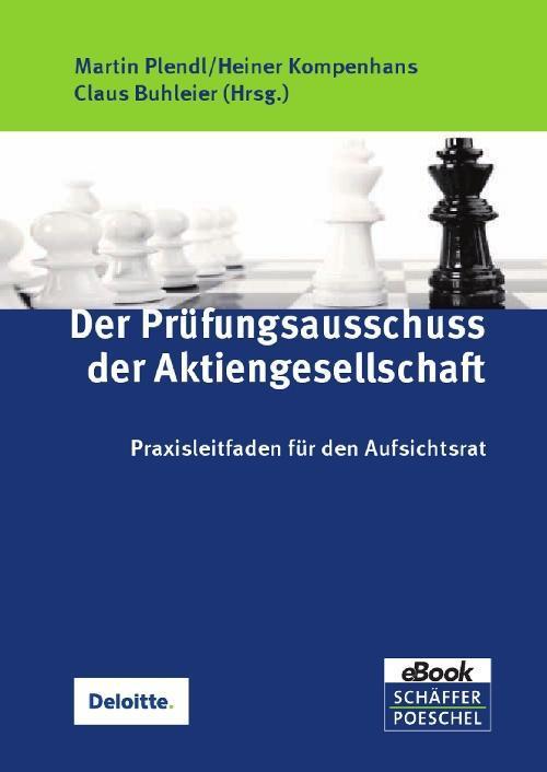 Der Prüfungsausschuss der Aktiengesellschaft als eBook pdf