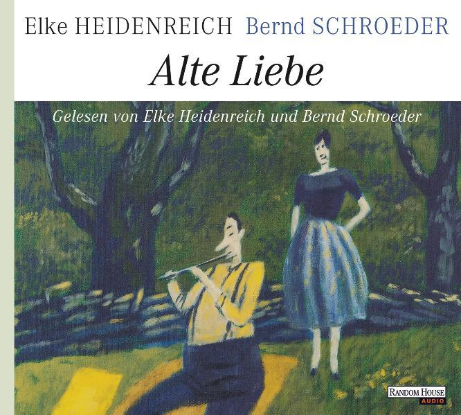 Alte Liebe als Hörbuch CD