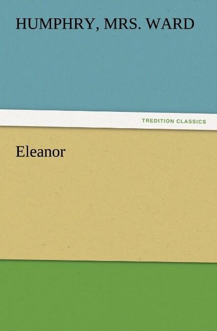 Eleanor als Buch (kartoniert)