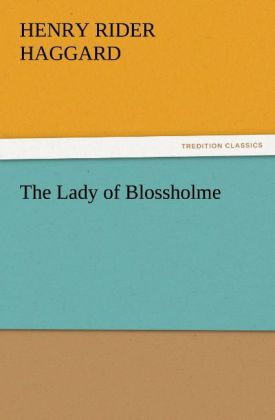 The Lady of Blossholme als Buch (kartoniert)