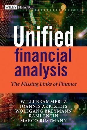 Unified Financial Analysis als eBook epub