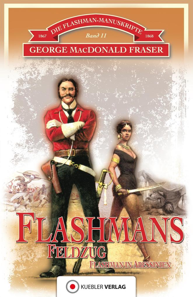 Flashmans Feldzug als Buch (kartoniert)