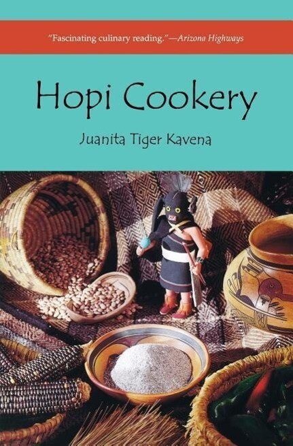 Hopi Cookery als Taschenbuch