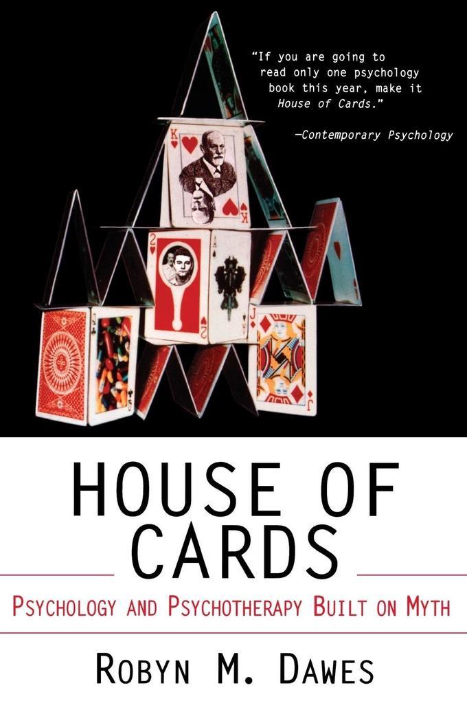 House of Cards als Buch (kartoniert)