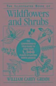 Illustrated Book of Wildflowers and Shrubs als Taschenbuch